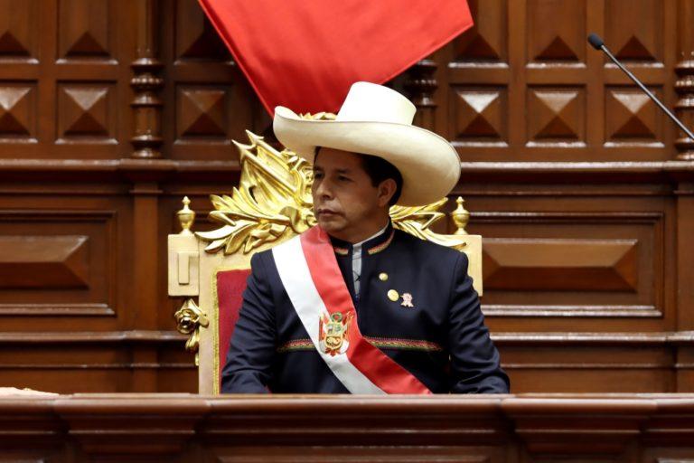 CPI: 43.5% de los peruanos desaprueba la gestión de Pedro Castillo