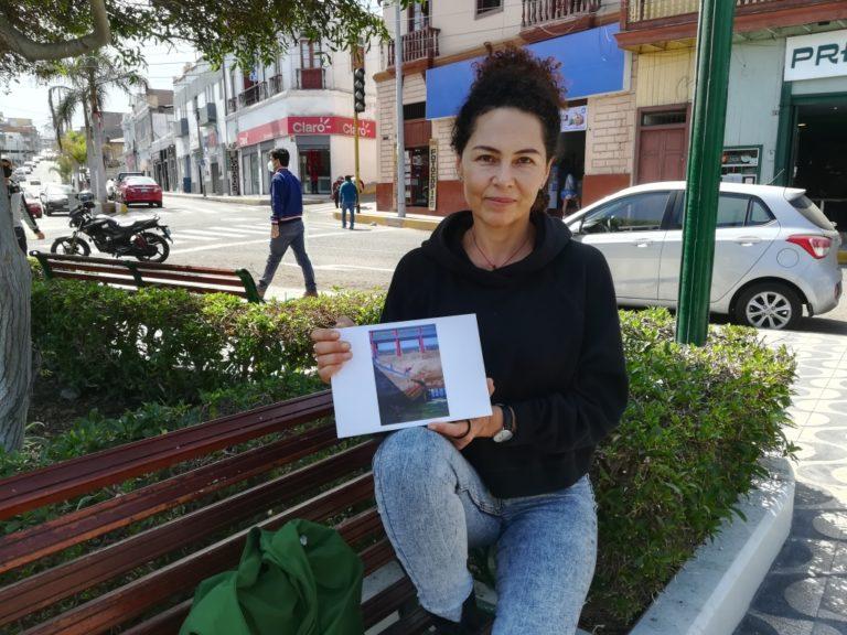 """Mollendina Roxana Doig presentó libro """"Mollendo a Colores"""""""