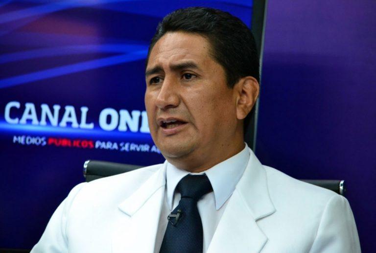 Vladimir Cerrón solicita indemnización de casi 100 mil soles a EsSalud