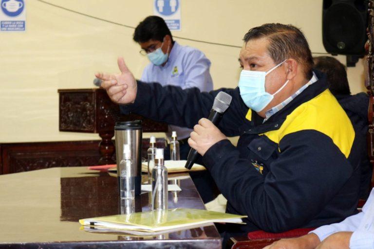 En octubre inicia paquete de proyectos el municipio de Mariscal Nieto