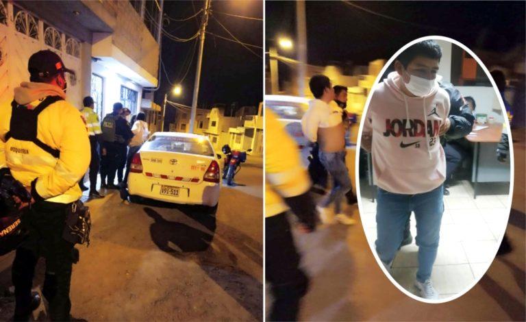 Denuncian a efectivo policial por agredir a agente de Serenazgo de Moquegua
