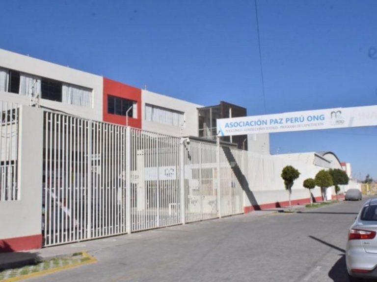 Cuidadora fue aparentemente asfixiada por menores en albergue de Arequipa