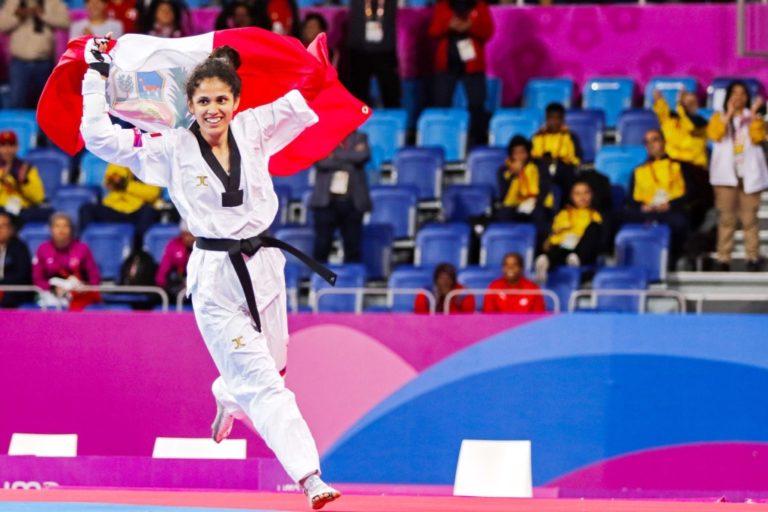 ¡Campeona paralímpica! Angélica Espinoza ganó la medalla de oro en taekwondo en Tokio 2020