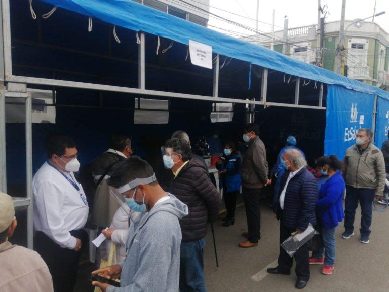 Campaña médica de EsSalud consiguió atención a 1800 pacientes en Mollendo