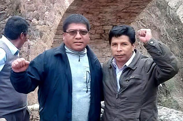César Hugo Tito Rojas, uno de los fundadores del Movadef, estuvo en sede de la PCM