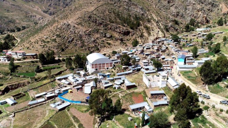 Subprefecta afronta denuncia por no brindar garantías en talleres del proyecto minero San Gabriel