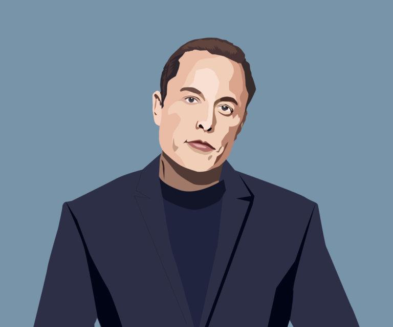 Elon Musk. Hazañas de un visionario