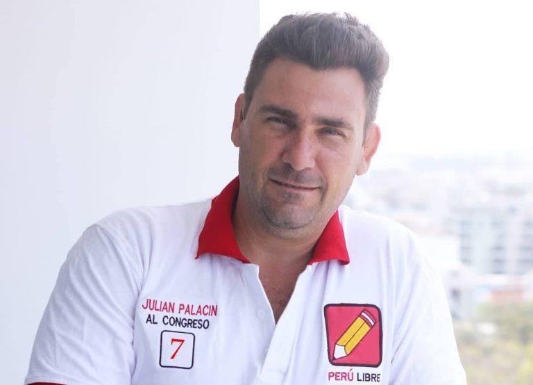Designan a Julián Palacín, excandidato congresal por PL, como presidente de Indecopi