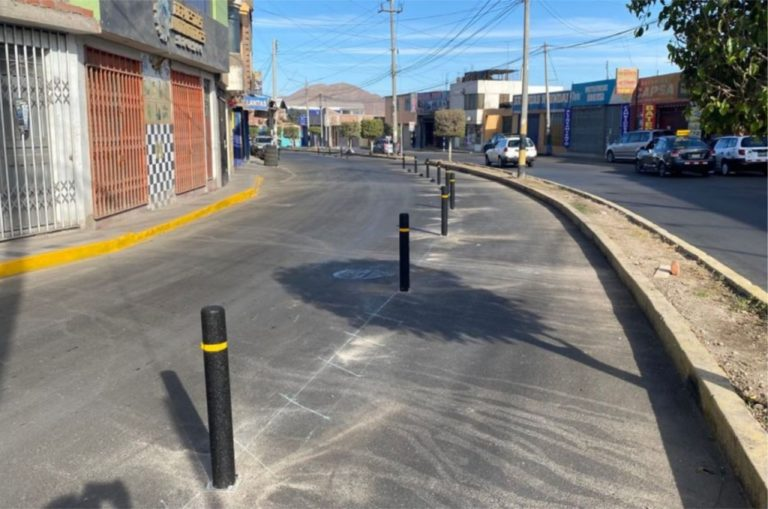 Municipalidad de Mariscal Nieto emprende operativos de control de tránsito