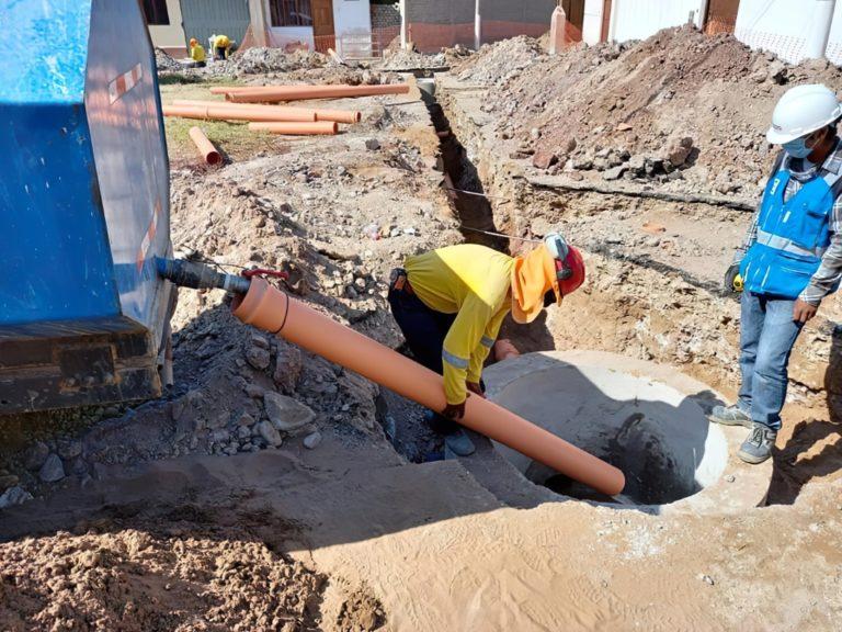 Contraloría advierte falta de liquidación de cinco obras de saneamiento en Ilo