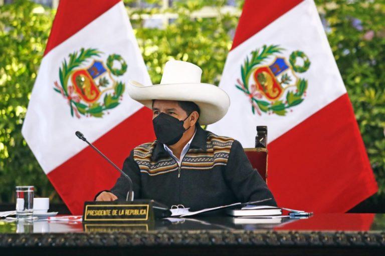 Actas de la PCM revelan poca participación del presidente Castillo en las sesiones