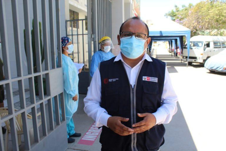 Este fin de semana vacunan a mayores de 18 a 29 años en Moquegua e Ilo