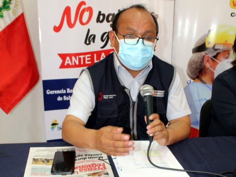 Fallece primer paciente con la variante Delta en Moquegua
