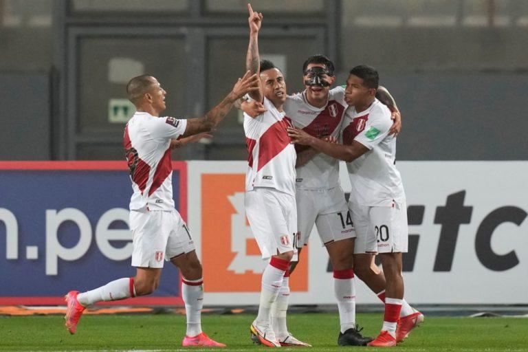 Perú venció por la mínima a Venezuela