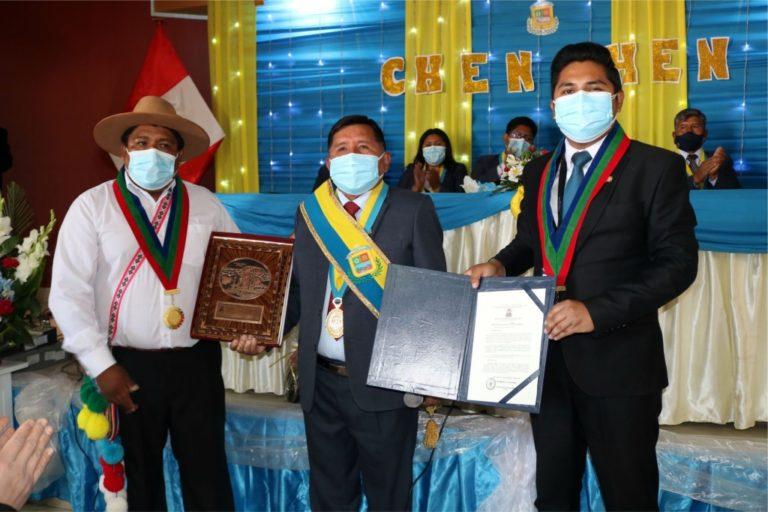 Ratifican compromisos del municipio provincial de Mariscal Nieto con Chen Chen