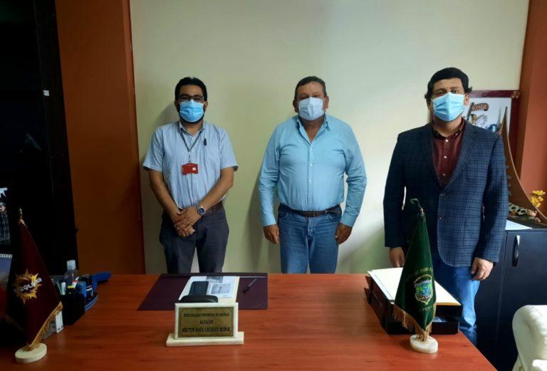 """Gerente regional de control de Arequipa: """"Alcaldes deben ver a la Contraloría como un ente aliado"""""""