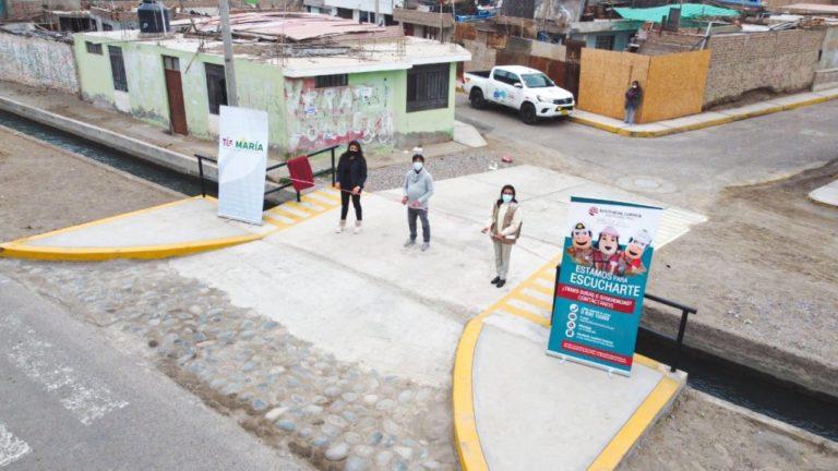 Programa Valle Lindo beneficia a 550 familias de Punta de Bombón