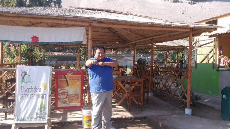 Deán Valdivia: Fallece conocido chef de la provincia de Islay