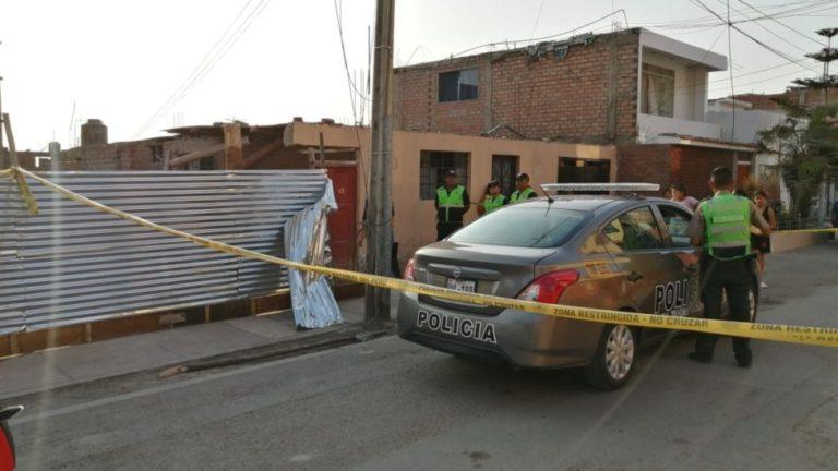 Arequipa: Albañil pierde la vida mientras trabajaba en casa de Sachaca