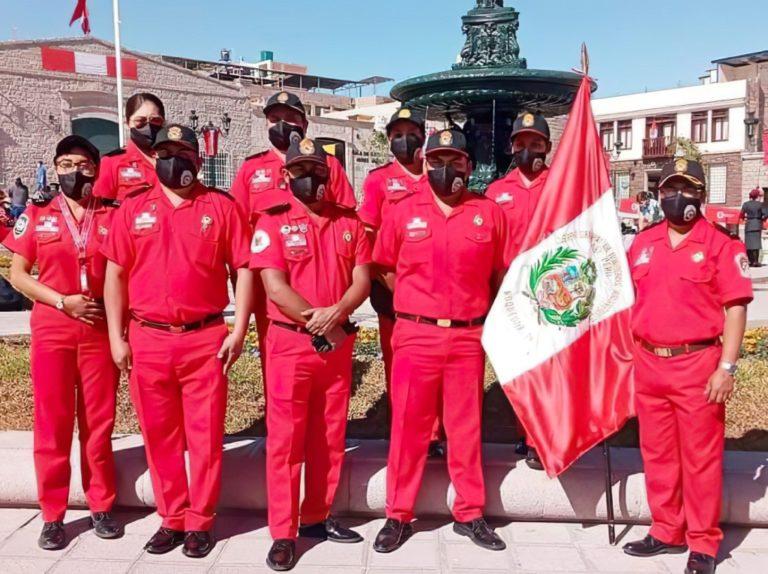 Moquegua: Sunass capacitó a bomberos