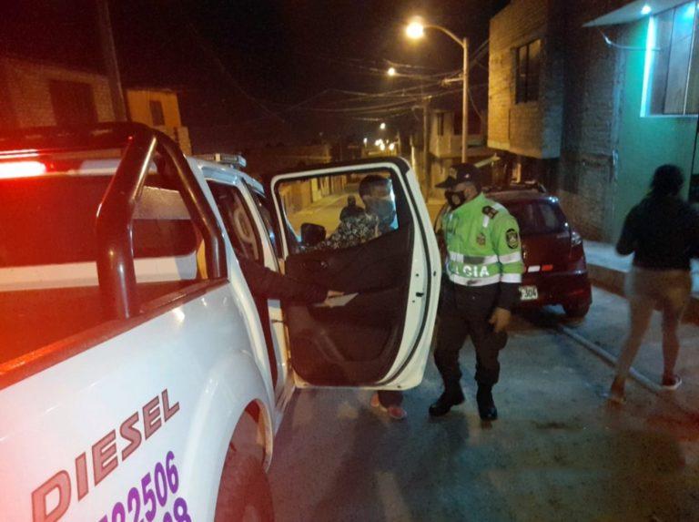 Intervienen a 9 personas presuntamente implicadas en tráfico de drogas en Mollendo