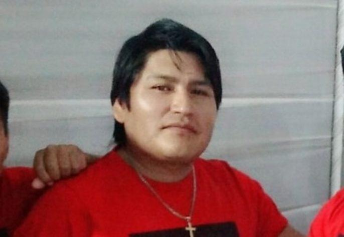 Declaran fundado pedido de detención preliminar en contra de Jose Luis Coaquira