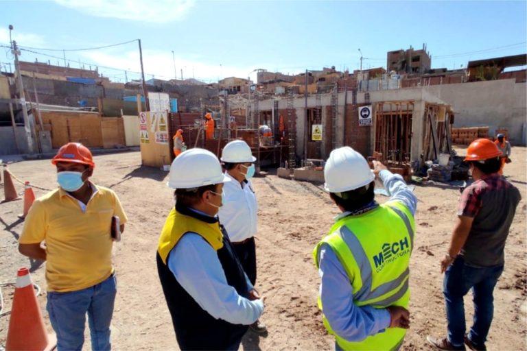 CEI N° 346 de San Antonio contará con espacios equipados y mejores condiciones de enseñanza