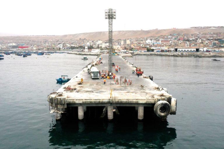 Competitividad del puerto de Ilo