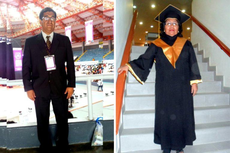 Dos destacados docentes moqueguanos ganaron las Palmas Magisteriales del Bicentenario