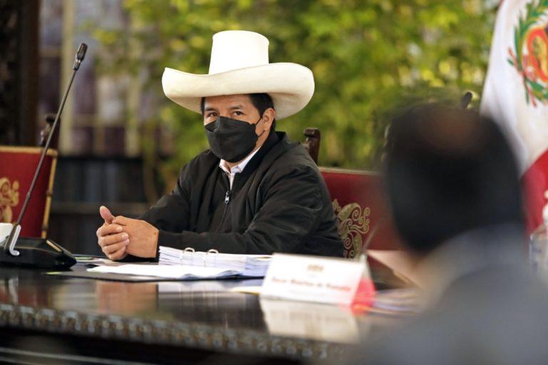 Pedro Castillo deberá declarar ante la Fiscalía por omitir información ante el JNE
