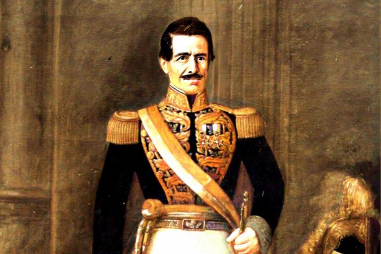 Ramón Castilla y la convención nacional de 1855-1857