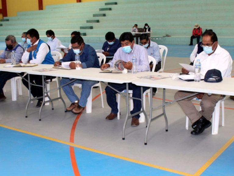 Dan ultimátum al gobierno para atender remediación ambiental en Moquegua